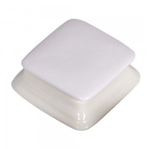 Square Porcelain Treasure Boxes
