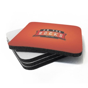 "Mousepad Coasters - 4"" x 4"" Square"
