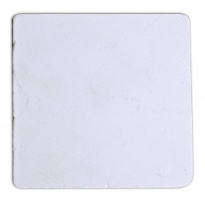 "4"" x 4"" Photo White Marble Tile"